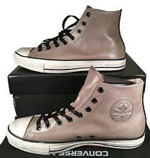 Converse John Varvatos Burnished Leather Hi All Star Chuck Taylor DRILL 147365C