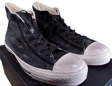 Converse X by John Varvatos Chuck Taylor All Star Back Zip Hi Black 142978C