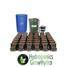 IWS Pro Basic Flood and Drain 36 Pot System - Hard or Flexi Butt - FREE SAMPLE