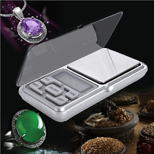 Electronic Pocket Mini Digital Gold Jewelry Weighing Scale 0.01 Weight 200g 100g