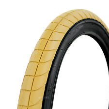 "Flybikes Fuego BMX Tyre Colours 2.30 20"" Inch Freestyle BMX Bike Tyre Street Fat"