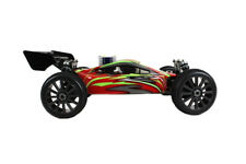 Himoto 1:8 Scale 4wd Off-Road Buggy - (FIRESTORM) RED  - Nitro/Petrol RC Car