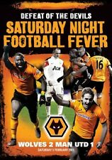 Wolverhampton Wanderers 2 - 1 Manchester United - 5th February 2 New (DVD  2011)