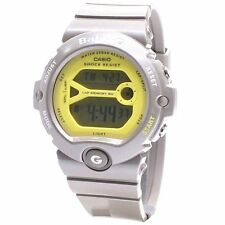 Casio Yellow Baby-G Ladies Digital Sport Grey Watch BG-6903-8D BG-6903-3D