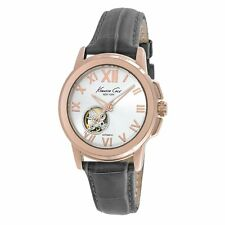 Kenneth Cole New York Ladies Analog Casual Black Watch KC10020860 KC10020861