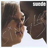 SUEDE - SINGLES - GREATEST HITS CD - ANIMAL NITRATE / TRASH / BEAUTIFUL ONES +