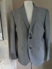 "Next Single Breasted Full Suit Jacket and Trousers 42"" Chest 34"" Waist"