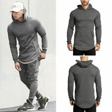 Men's Sportswear Muscle Brothers Hoodies Pullover Sweatshirts Gym Fitness Sweats