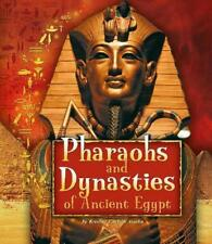 Pharaohs and Dynasties of Ancient Egypt by Kristine Carlson Asselin Paperback Bo