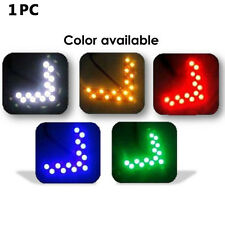 1 pc Arrow Indicator 14SMD LED Car Rearview Side Mirror Turn Signal Lights TR