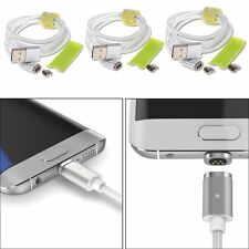 WSKEN Mini2 Magnetic USB Charging Cable Compatible with iPhone/Samsung/Android+