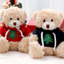 Christmas Adorable Graduation Teddy Bear Plush Soft Toy Gift + Keychain