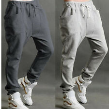 Hop Movement Fashion Mens Leisure Harem Baggy Casual Hip Trousers New Slacks