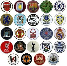 OFFICIAL FOOTBALL CLUB - GOLF BALL MARKERS 21 Teams)