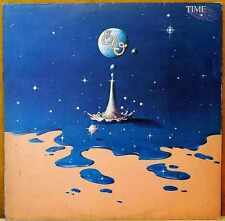 ELECTRIC LIGHT ORCHESTRA ELO Time LP Album Jet Records Netherlands 1981