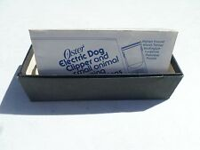 OSTER - Lucky Dog Clipper / electric hair/ fur trimmer - Model 2495