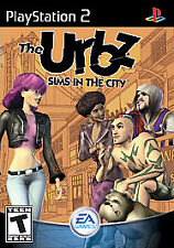 Urbz: Sims in the City (Sony PlayStation 2, 2004) Complete Fast Shipping