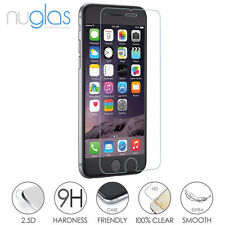 1x 2x NUGLAS 2.5D Tempered Glass Screen Protector for iPhone 7, iPhone 7 Plus