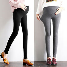Overbumped Leggings Skinny Pants Trousers Pregnancy Maternity Comfy M/L/XL 7156