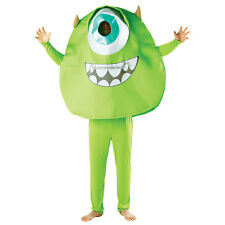 MIKE WAZOWSKI Disney Pixar Monsters Inc Adult Fancy Dress Costume Outfit 880995