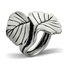 Hand Crafted 925 Sterling Silver SHABLOOL Ring nature Style Jewelry