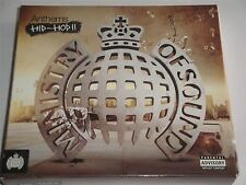 Ministry of Sound - Hip Hop Anthems Volume 2 - 3 x CD Set