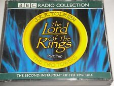 The Lord Of The Rings - The Two Towers - JRR Tolkien BBC Radio Drama CD Set