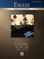 Eagles: Hotel California by Eagles Paperback Book (English)