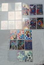 DC Comics Trading Cards  Choose from a selection of chase insert cards