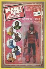 Planet of the Apes Green Lantern #3  Action Figure  NM  Boom Variant