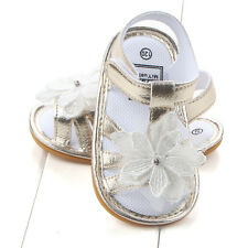 Girl Baby Flower Sandals Toddler Princess First Walkers Suitable Girls Kid Shoes