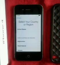 Apple iPhone 4 - 16 GB Smartphone (MC603LL/A) AT&T   Black   A1332