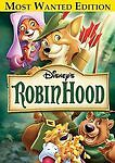 Robin Hood (DVD, 2006, Most Wanted Edition) sealed new Disney Free shipping