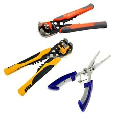 Automatic Wire Stripper Crimping Pliers Multifunctional Terminal Tool EN24H