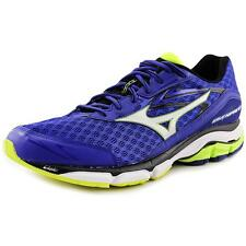 Mizuno Wave Inspire 12 Men  Round Toe Synthetic Blue Running Shoe