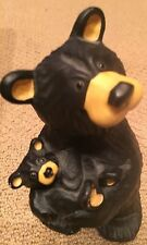 "New Big Sky Carvers Bear ""Sher Bear"" Bearfoots Jeff Fleming # 0100/27201"
