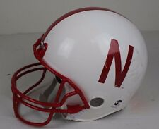 NOS UNIVERSITY OF NEBRASKA CORNHUSKERS FRANKLIN YOUTH NCAA FOOTBALL HELMET