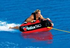 Towable Outdoor Water Sports Rider Boat Tube Inflatable Floating Beach Tube Boat