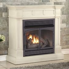 Duluth Forge Dual Fuel Ventless Natural Gas/Propane Fireplace