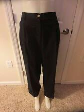 WOMENS JUST MY SIZE BLACK CASUAL PANTS SZ 20W