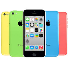 Apple iPhone 5c 8GB 16GB 32GB 4G 5 COLORS Unlocked Smartphone