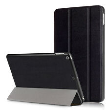 For 2017 iPad 9.7 Leather Case Slim Smart Cover Folio Lightweight Case w/ Stand