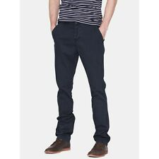 MENS NAVY SLIM FIT CHINO FROM GOODSOULS WAIST 38 AND 40 BNWT