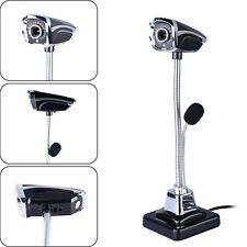 USB 2.0 CMOS PC Camera HD Webcam Camera Web Cam with MIC for Laptop/PC/Notebook