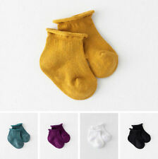 Baby Kids Hot New Unisex Toddler Socks Girl Boy 6-24 Months Anti-Slip