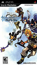 Kingdom Hearts: Birth by Sleep (Sony PSP, 2010) *Game Disc ONLY*