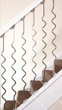 Stop & Stair Spindles ® - Wrought Iron Stair Spindles - Multiple Designs