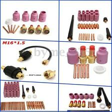 6 Types Multi-specification Torch Accessories TIG Welding Torch Kit for 17/18/26