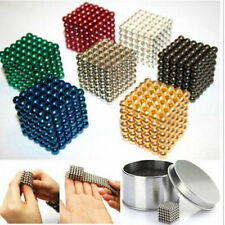 5mm 216pcs Magnet Balls Magic Square 3D Puzzle Cube Ball Sphere Magnetic DIY Toy