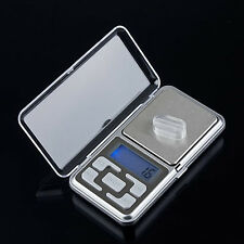 Mini Digital LCD Electronic Jewelry Pocket Gram Weight Balance Scale Creative